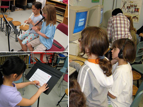"<p>Music teacher Jim Carswell knew his Grades 4 and 5 classes at Sheridan Park Public School were a talented bunch, so he put them up to a challenge – to compose their own music using Breezin' Thru. In Jim's words:<br /> ""Sheridan Park Public school in Mississauga, Ontario, was very fortunate to be able to test and try out the music theory programme, BREEZIN' THRU. Students were thoroughly engaged, excited and challenged by the fresh and original composition activity ""The 8 penny round"". We were then able to adapt it very successfully to the Grade 4 and 5 music curriculum and to the recorder unit the young students were currently working on! What a clever way to incorporate all the elements of notes, rhythm, and form into a simple concrete activity.""</p> <p>Jim Carswell, Music Teacher, Sheridan Park Public School</p>"