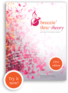 Product Line-Up | Breezin' Thru Theory | Online Music ...